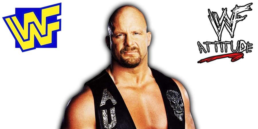 Stone Cold Steve Austin WWF Era