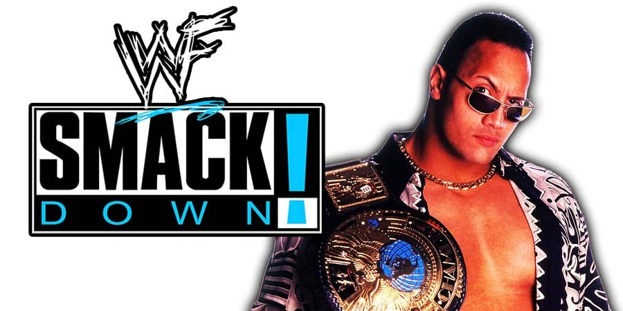 The Rock WWF SmackDown