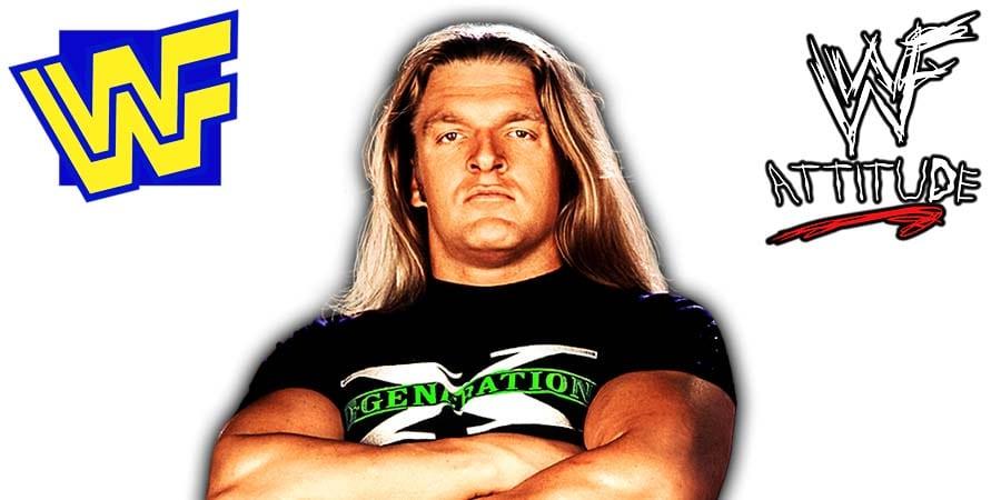 Triple H DX D-Generation X WWF