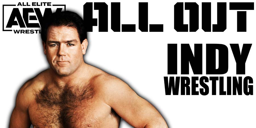 Tully Blanchard AEW All Out