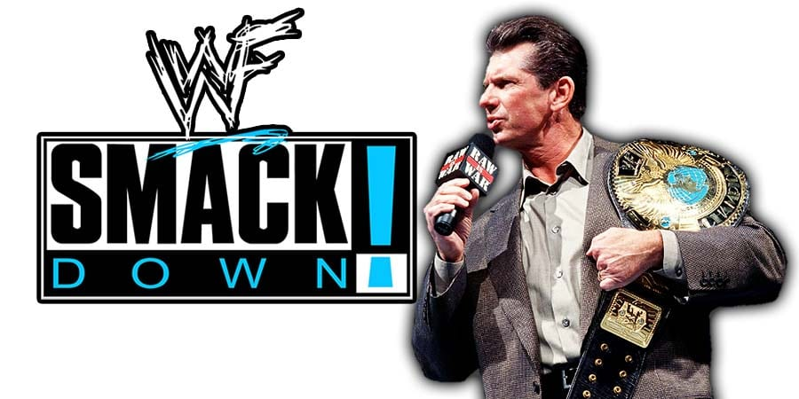 Vince McMahon WWF SmackDown