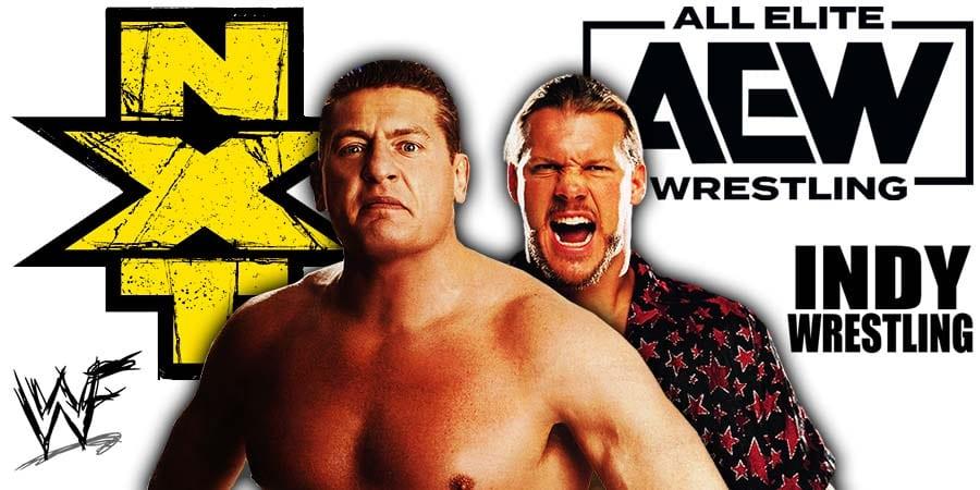 WWE NXT vs AEW TV Show