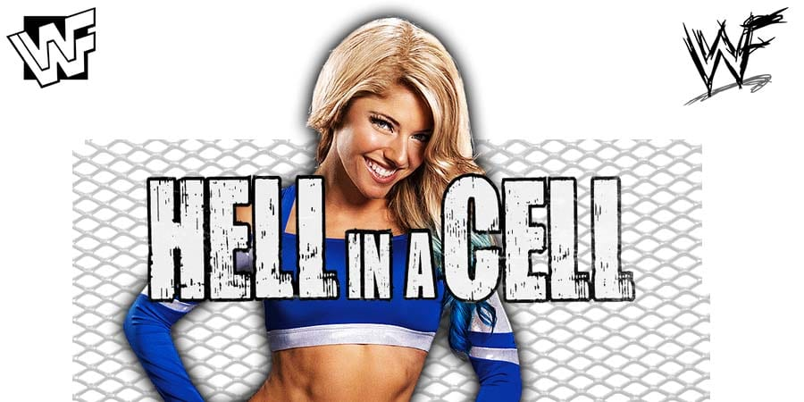 Alexa Bliss Hell In A Cell