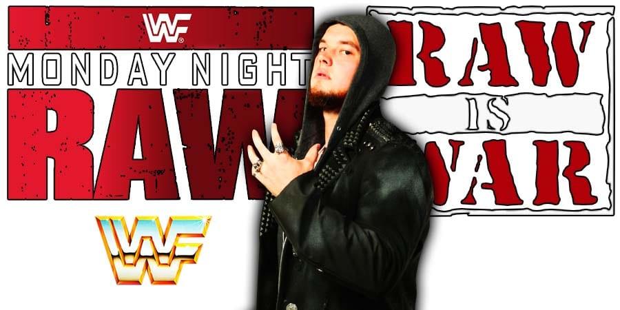 Baron Corbin WWE RAW