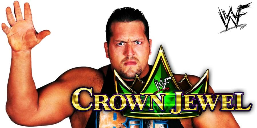 Big Show WWE Crown Jewel