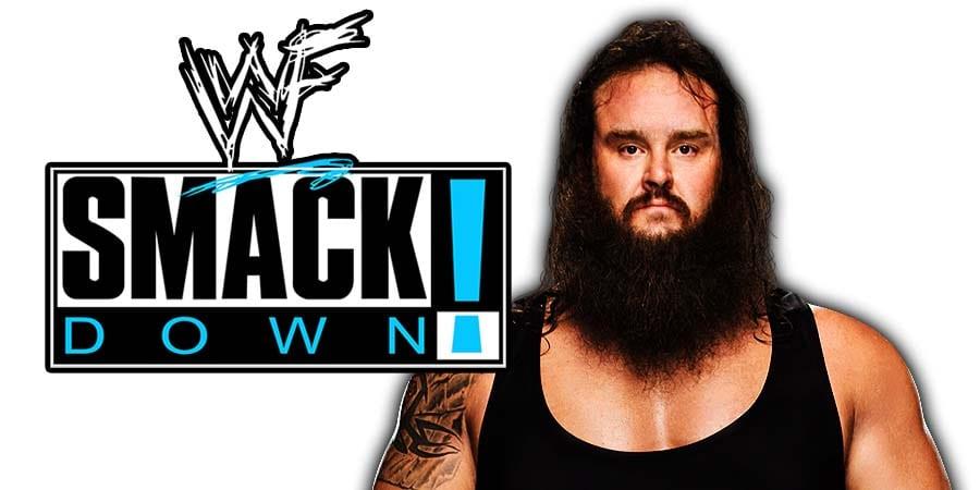 Braun Strowman SmackDown