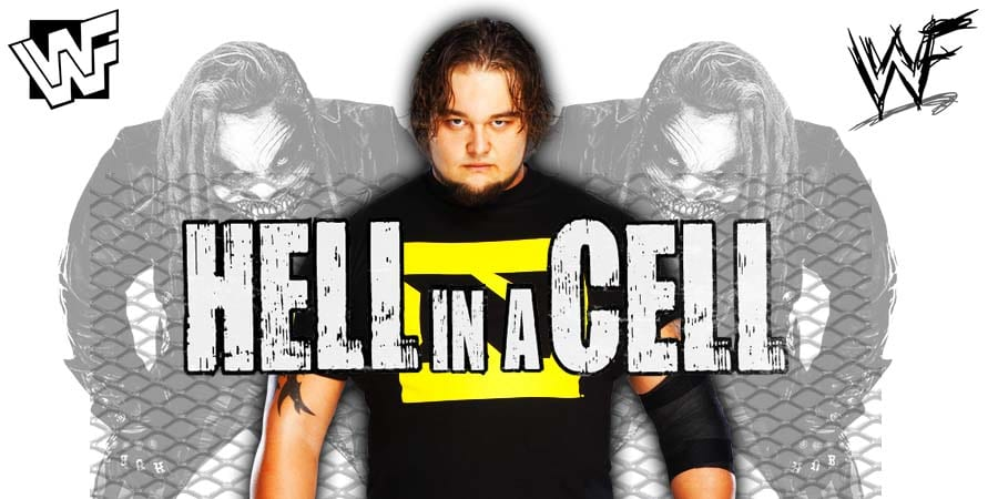 Bray Wyatt The Fiend Fails To Win Universal Title At Hell In A Cell 2019