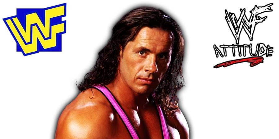 Bret Hart Hitman WWF