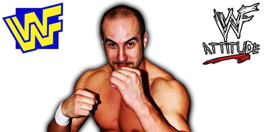 Cesaro WWF WWE