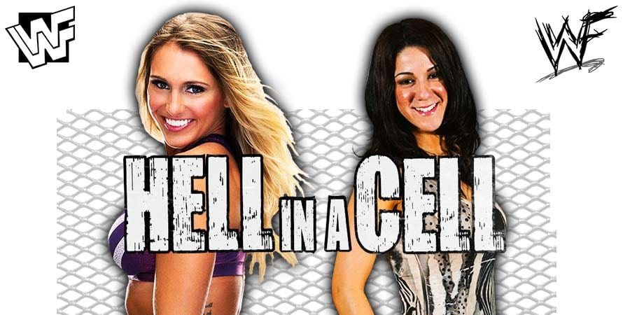 Charlotte Flair defeats Bayley at WWE Hell In A Cell 2019