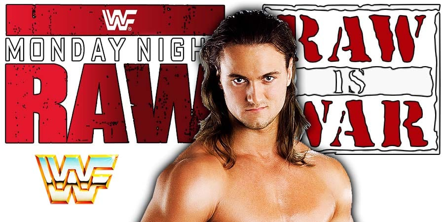 Drew McIntyre RAW Article Pic 1