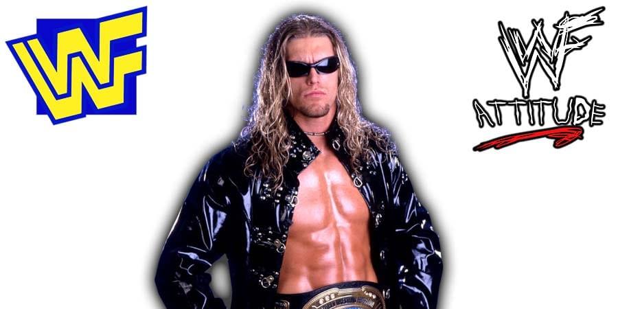 Edge Abs WWF WWE