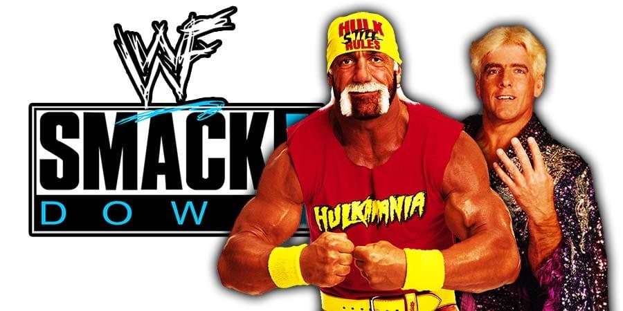 Hulk Hogan Ric Flair SmackDown