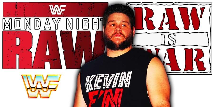Kevin Owens RAW
