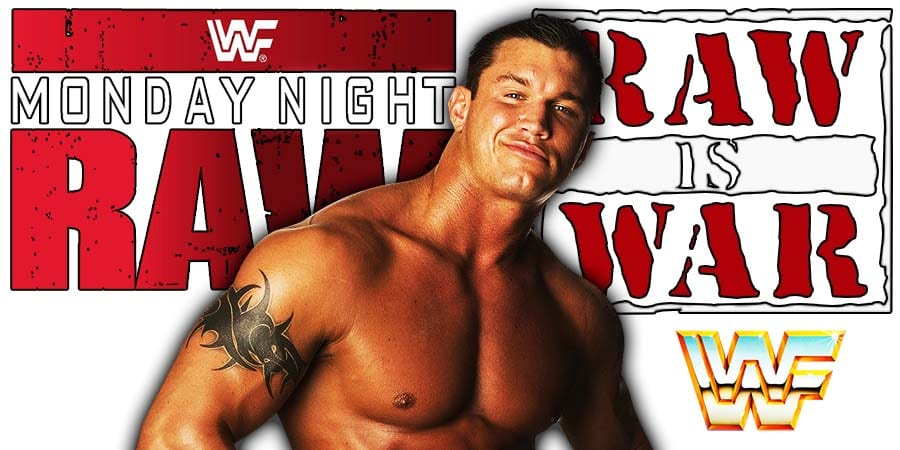 Randy Orton RAW Article Pic 1