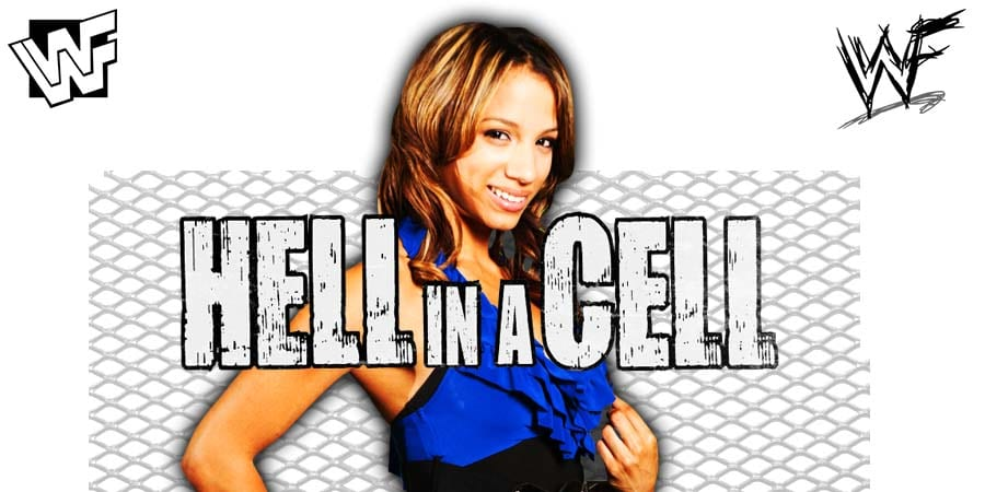 Sasha Banks WWE Hell In A Cell
