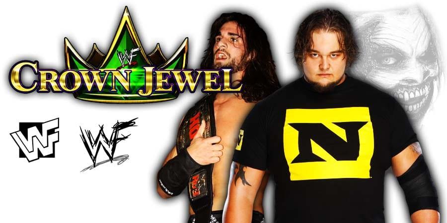 Seth Rollins vs The Fiend Bray Wyatt - WWE Crown Jewel 2019