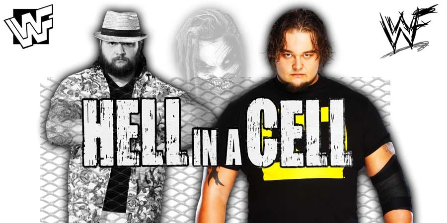The Fiend Hell In A Cell 2019 Bray Wyatt