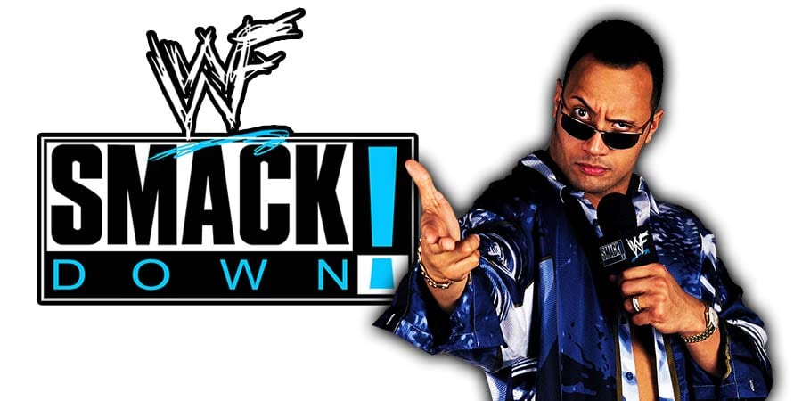 The Rock WWF SmackDown WWE