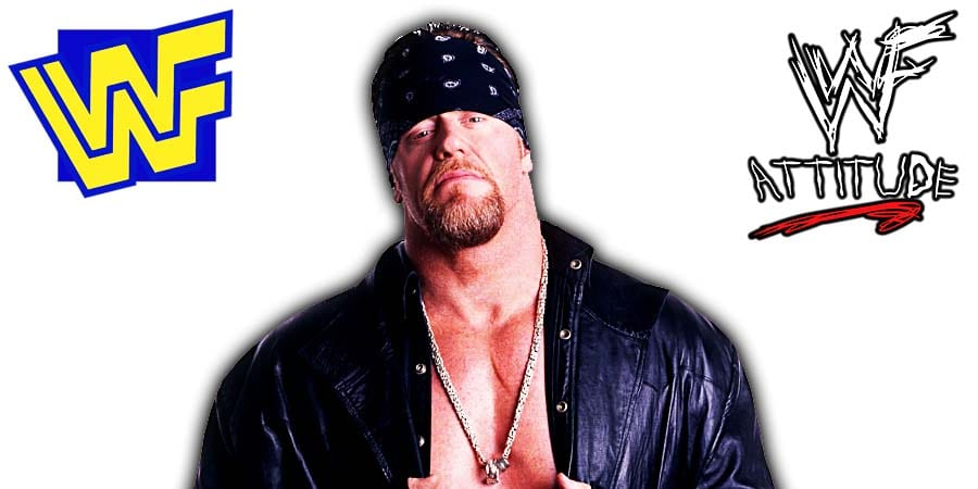 The Undertaker American Badass 2000 WWF