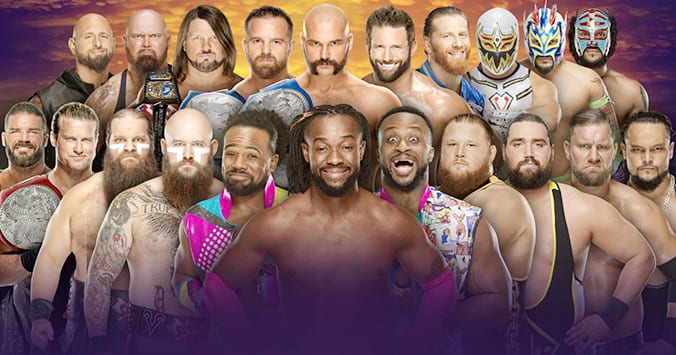 WWE World Cup 2019 To Crown Best Tag Team In The World At WWE Crown Jewel 2019
