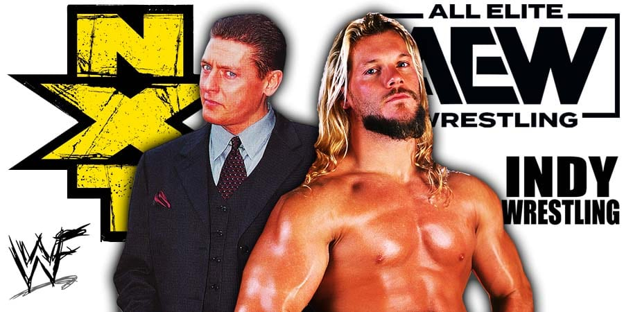 William Regal Chris Jericho WWE NXT vs AEW