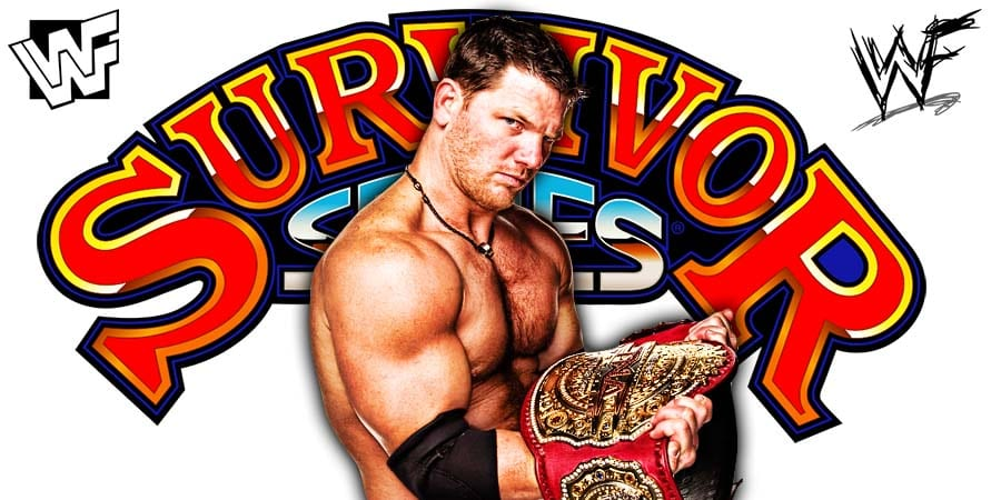 AJ Styles WWF WWE Survivor Series