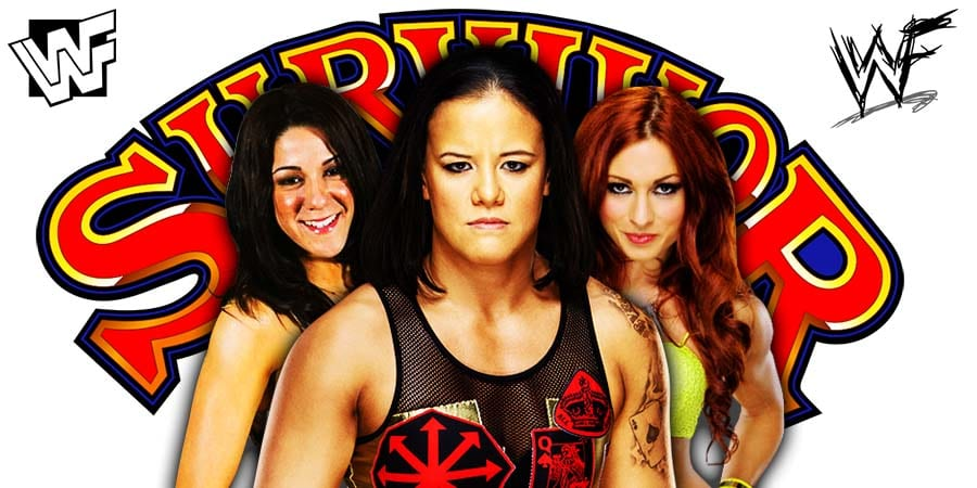 Bayley Shayna Baszler Becky Lynch WWE Survivor Series 2019