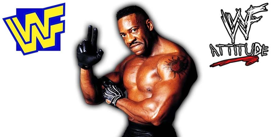 Booker T WWF