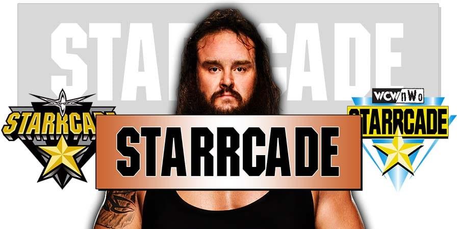 Braun Strowman Starrcade 2019