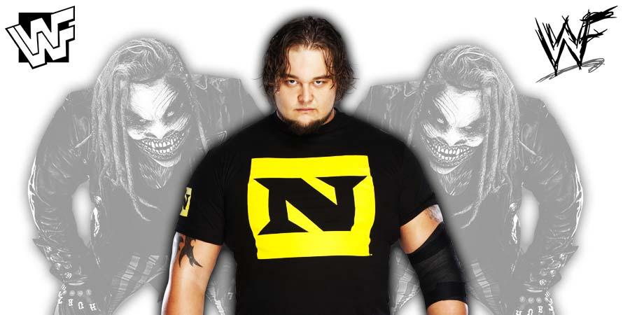 Bray Wyatt Fiend Gimmick