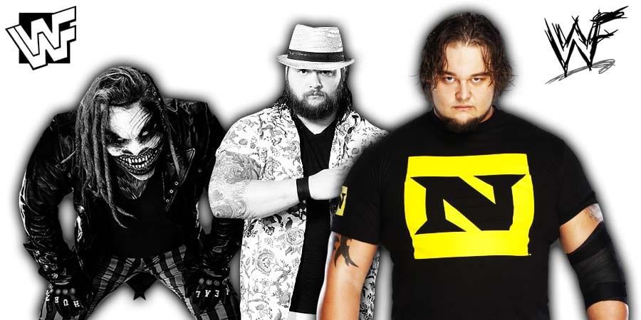 Bray Wyatt Husky Harris The Fiend