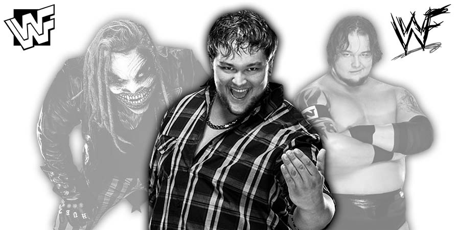 Bray Wyatt The Fiend Fat