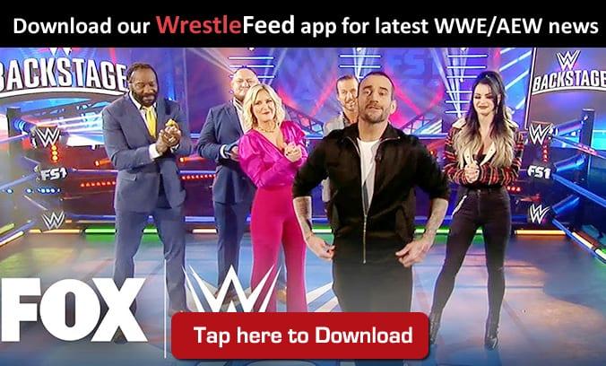 CM Punk WrestleFeed App