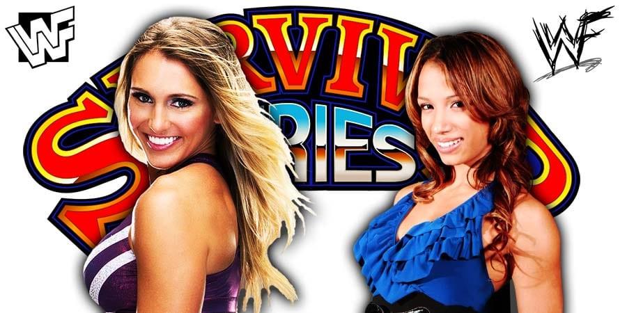 Charlotte Flair Sasha Banks Survivor Series 2019