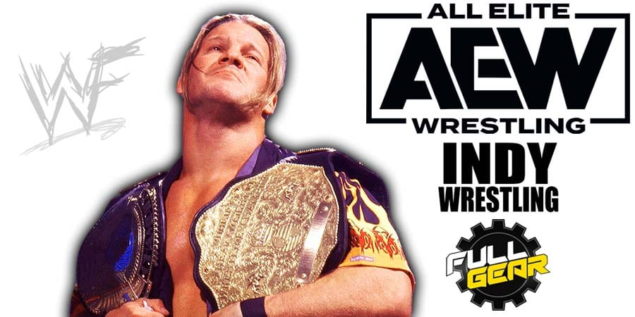 Chris Jericho AEW Full Gear