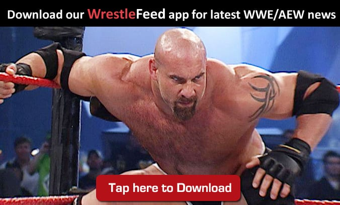 Goldberg WrestleFeed App