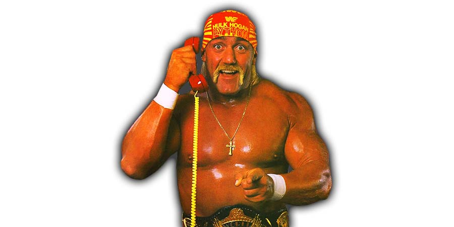 Hulk Hogan WWF Telephone