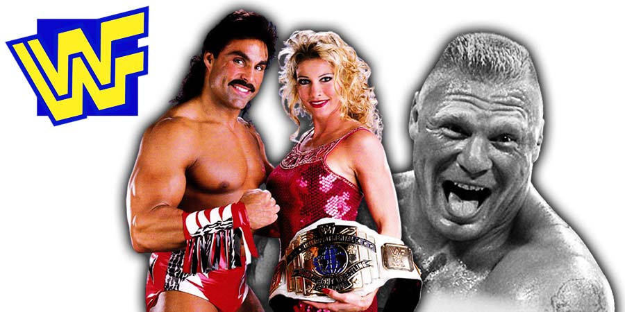 Marc Mero Sable Brock Lesnar