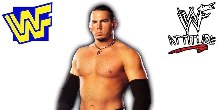 Matt Hardy Physique WWF WWE