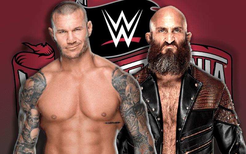Randy Orton vs Tommaso Ciampa - WrestleMania 36