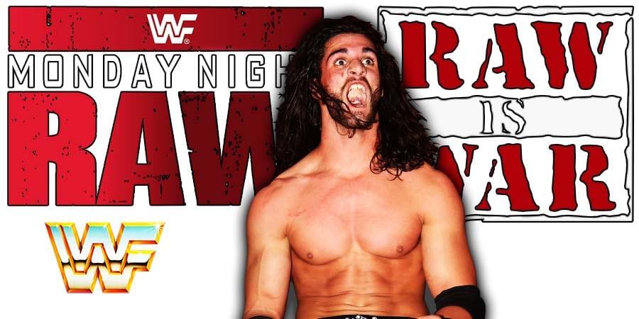 Seth Rollins Skinny WWF WWE RAW