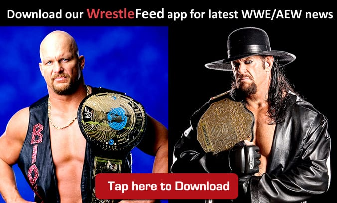 Stone Cold Steve Austin The Undertaker WrestleFeed App