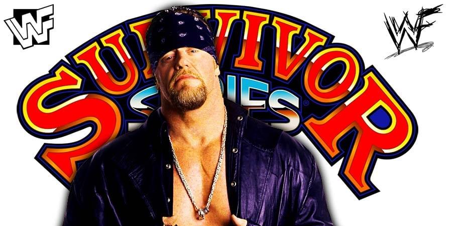 The Undertaker American Badass Survivor Series