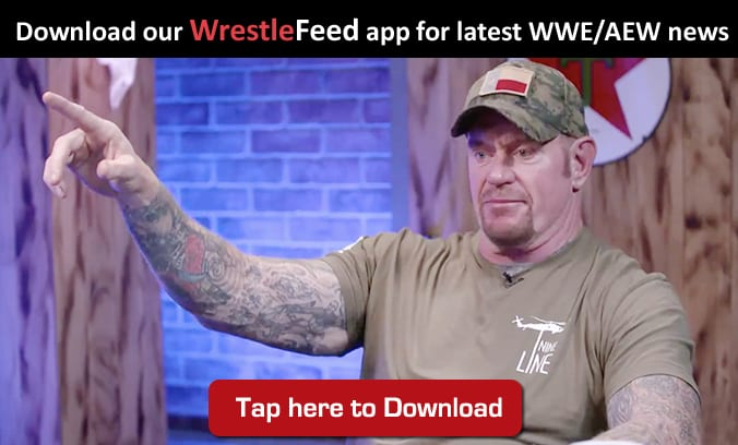 The Undertaker Out Of Character WrestleFeed App