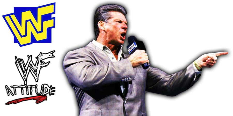 Vince McMahon Angry WWF Attitude Era