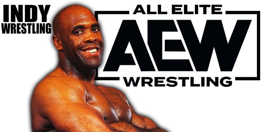 Virgil AEW All Elite Wrestling