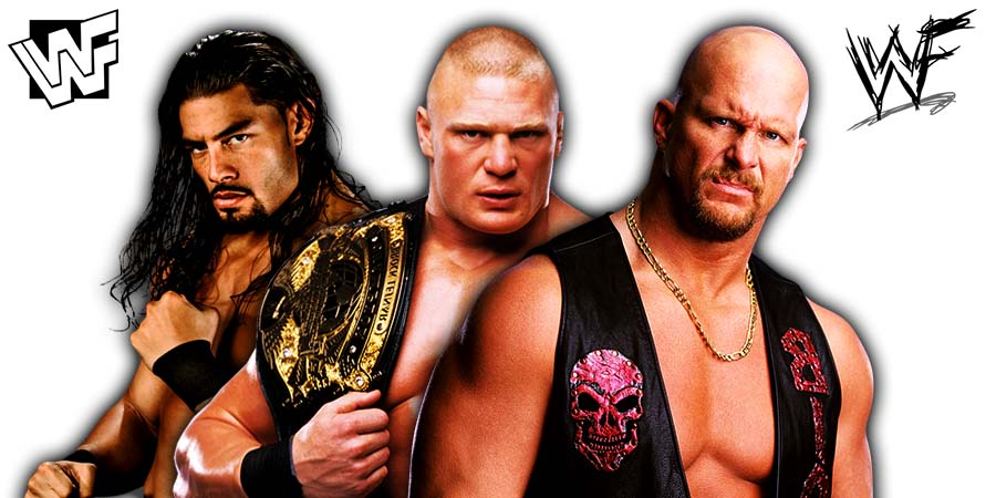 24 WWE Superstars & Legends Who Were Arrested In Real Life - Roman Reigns Brock Lesnar Stone Cold Steve Austin