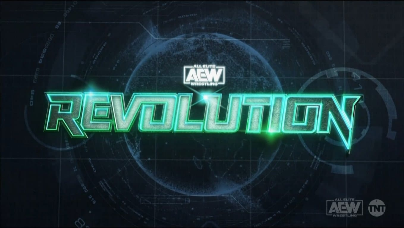 AEW Revolution PPV Logo February 29, 2020
