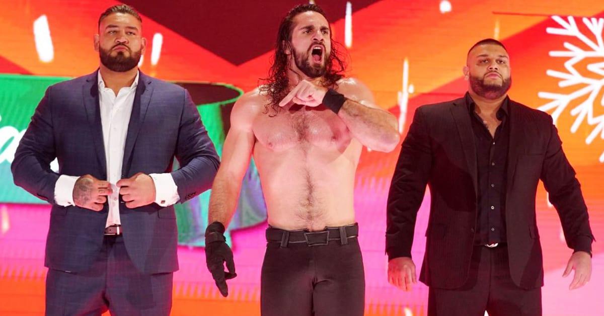 AOP Seth Rollins WWE RAW 2019